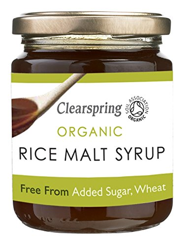 (6 PACK) - Clearspring Rice Malt Syrup - Organic  330 g  6 PACK - SUPER SAVER - SAVE MONEY