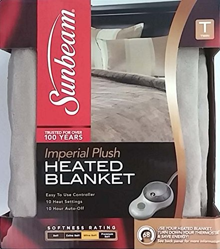 heated blanket imperial plush - 8