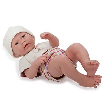 Amazon.es: Berenguer - Newborn 43 cm - Recién Nacido niña - C ...