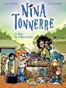 Nina Tonnerre, Tome 1 : Le Trio de l'Apocalypse par Labarde