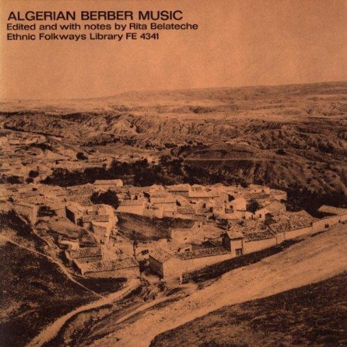 Algerian Berber Music by Algerian Berber Music (2012-05-30)