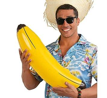 Guirca Fiesta gui18402 - Banana Hinchable, 70 cm: Amazon.es ...
