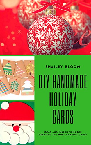 diy handmade holiday cards ideas and inspirations for creating the most amazing christmas cards - Handmade Christmas Cards Ideas