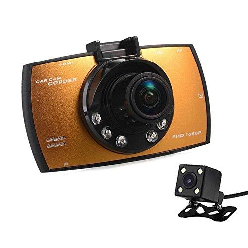 Meetworld 2.7 Inch Portable Mini Car DVR Camera Full HD 1080