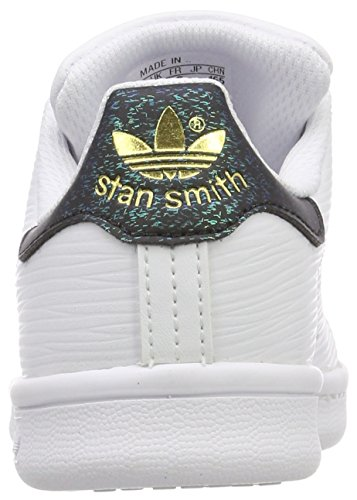 ftwbla unisex bianchi dormet C ftwbla bambini per Adidas 000 Stan Smith Sneakers Hqx1Tp1