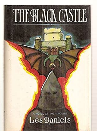 book cover of The Black Castle