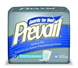Prevail Male Guards Qty 14 by First Quality