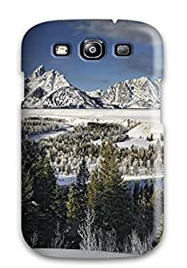 Galaxy Cover Case - Winter Protective Case Compatibel With Galaxy S3
