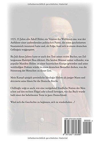 mein kampf auf deutsch mein kampf teile 1 2 german edition adolf