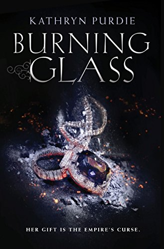 Burning Glass by [Purdie, Kathryn]