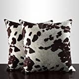 Home Creek Animal Print Accent Pillows - Set of 2