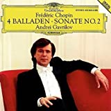 "Classical Music : Chopin: 4 Ballades, Piano Sonata No. 2: ""Marche Funebre""/""Funeral March""/""mit dem Trauermarsch"""