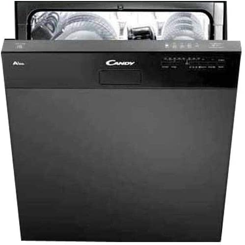Candy CDS1LS38B Semi-incorporado 13cubiertos A+ lavavajilla ...