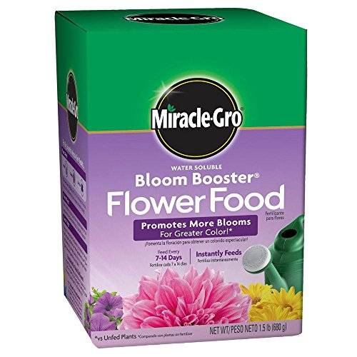 Miracle-Gro Bloom Booster, 1.5 lb 1.5 Lb Bloom Booster