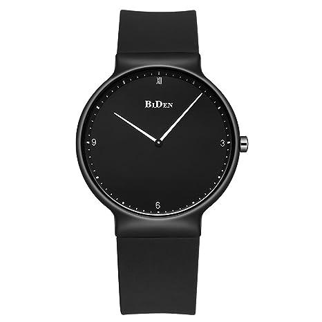 Kenon reloj de silicona reloj impermeable al aire libre deporte reloj digital militar deporte reloj de cuarzo mujeres (verde): Amazon.es: Relojes