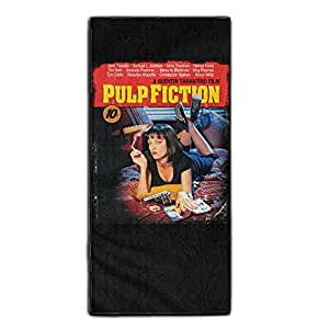 Pulp Movie Fiction Quick Drying Bathroom Towels One Size