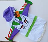 Disney Buzz Lightyear Large Pet Costume with Jet Pack