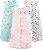 Simple Joys by Carter's Baby Girls' Microfleece and Cotton S