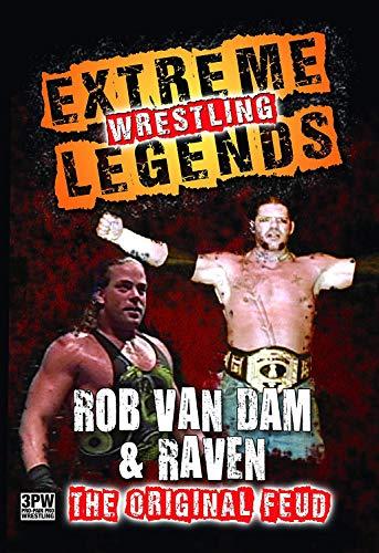 (Extreme Wrestling Legends: Rob Van Dam & Raven, The Original)