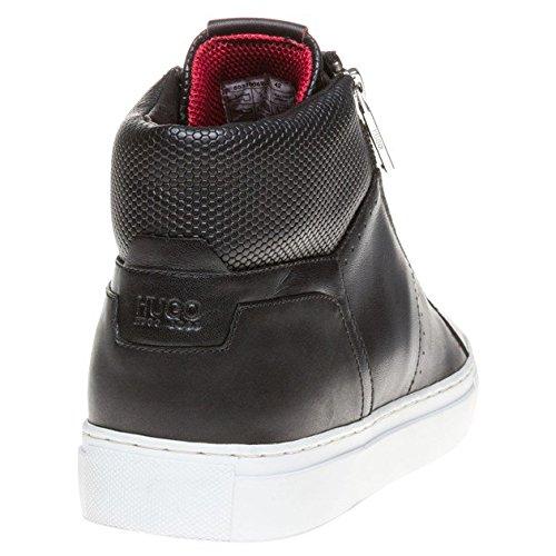 Hugo Futuzip Uomo Sneaker Nero Precio Barato Originales 1PKZBequYE