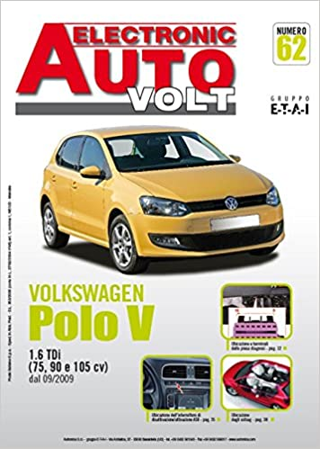 Volkswagen Polo 1.6 TDI (Electronic auto volt): Amazon.es: Libros ...