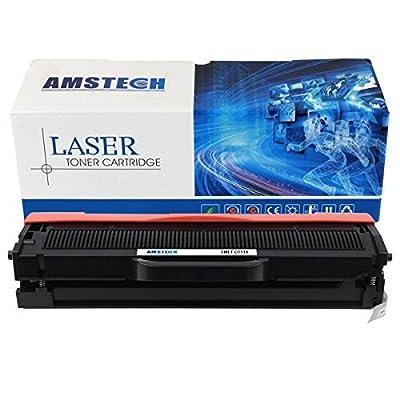 Amstech Compatible Toner Cartridges Replaces Samsung 111S Toner D111S Toner M2070FW Toner MLT D111S MLT-D111S Toner Cartridge for Samsung M2020W M2070W