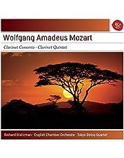 Mozart: Clarinet Concerto - Clarinet Quintet