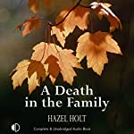 A Death in the Family | Hazel Holt