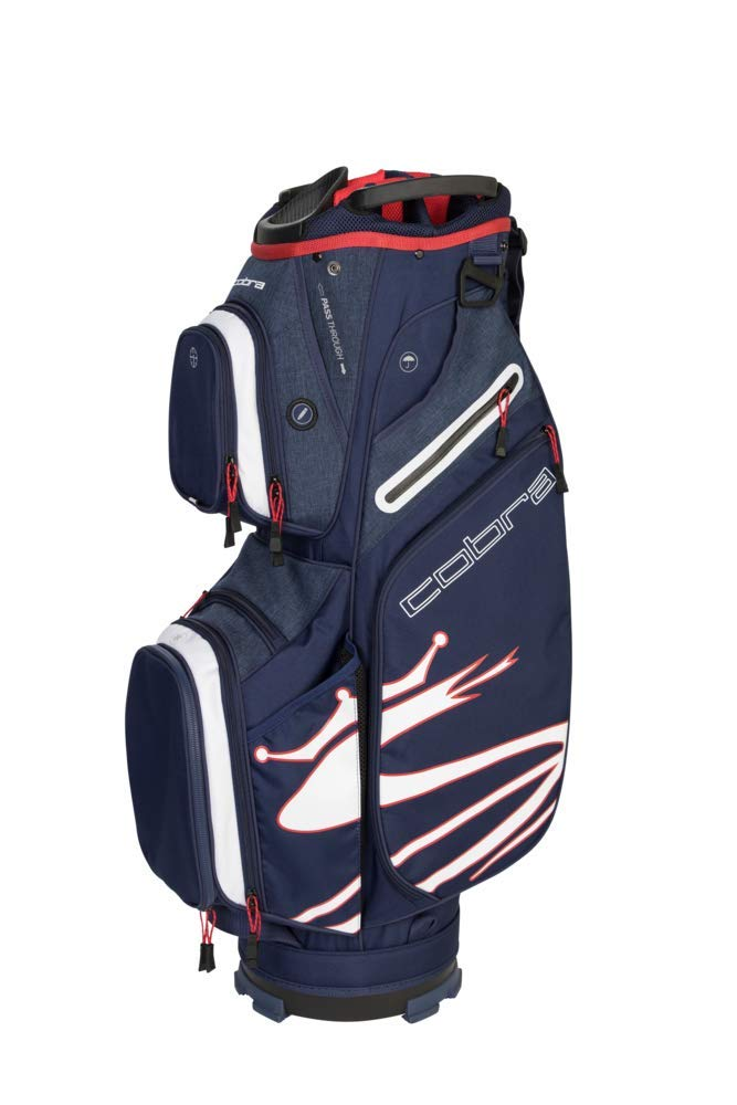 Cobra Golf 2019 Ultralight Cart Bag (Peacoat) by Cobra
