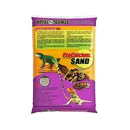 Reptile Sciences Terarium Sand, 10-Pound, Purple