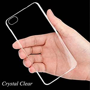 Cell Buddy TOP Quality $0.69 Ultra Thin Slim Hard Plastic Transparent Case for iphone 6 & 6 Plus Crystal Soft TPU Cover Two Size Attention --- Color:Soft Clear for i6