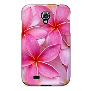 Hot QCw2223rafb Case Cover Protector For Galaxy S4- Tropical Plumeria