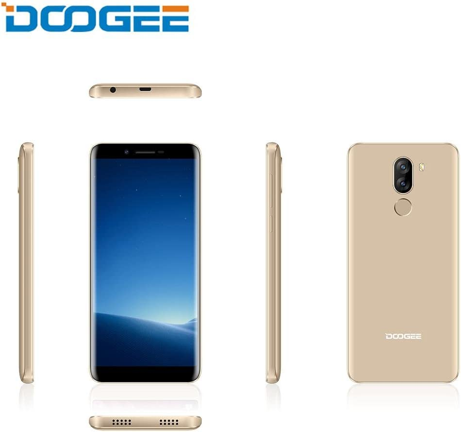 Bulary Smartphone Doogee x60L 3300 mAh mtk6737 V 2 GB 16 GB ...