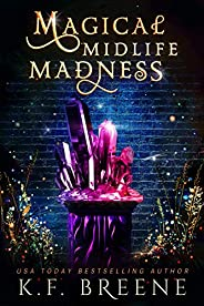Magical Midlife Madness: A Paranormal Women's Fiction Novel (Leveling Up Boo