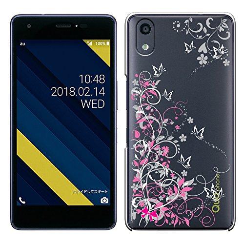 caef020291 「Breeze-正規品」iPhone ・ スマホケース ポリカーボネイト [透明-White]au