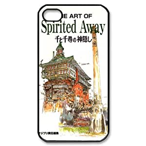 Spirited Away Iphone 4/4s Custom Case