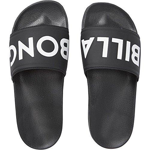 Billabong Women's Legacy Slide Sandal, Off Black, 9 M US