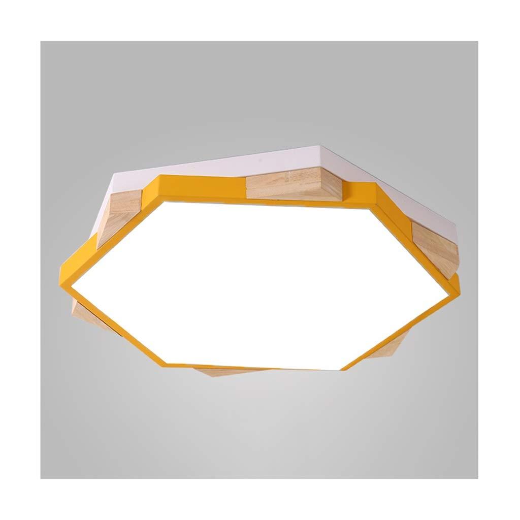 Yxx max *Luces de Techo Luz de Techo Moderna Macaron LED ...