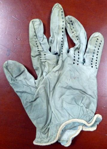 Arnold Palmer Autographed Tournament Used Golf Glove Vintage #AB08853 PSA/DNA Certified Autographed Golf Gloves