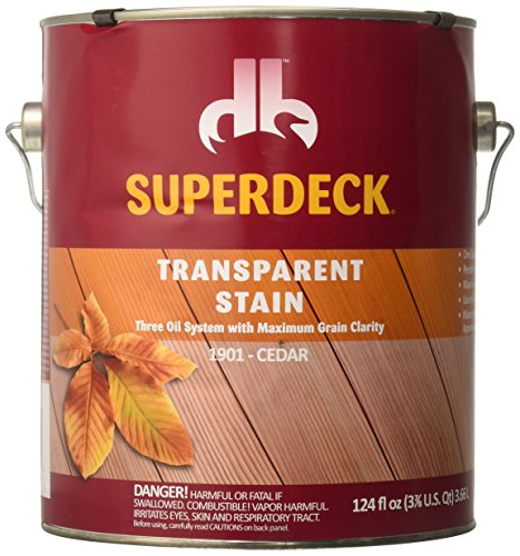 Duckback Products DP-1901-4 Extension Stain, Cedar