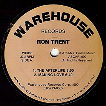 The Afterlife: Ron Trent: Amazon.es: Música