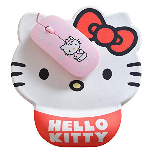 Best hello kitty mouse pad with rest to buy in 2020
