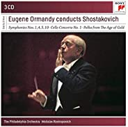 Ormandy Conducts Shostakovich