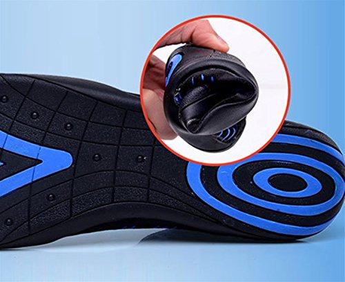 de Rápido Buceo Azul Playa Yoga para Deportivos Agua Zapatos Insun Secado Descalzo de Unisex Natación Surf Zapatos 4Rnzw6qAE