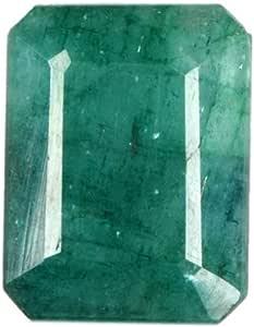 Esmeralda verde natural de 10,50 quilates con certificado Egl verde esmeralda, piedra preciosa suelta esmeralda verde esmeralda para joyería