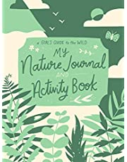 Mcconnell, R: My Nature Journal and Activity Book (A Girl's Guide to the Wild)