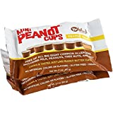 Mini Chocolate Peanot Butter Cups Milk Free Nut Free Vegan