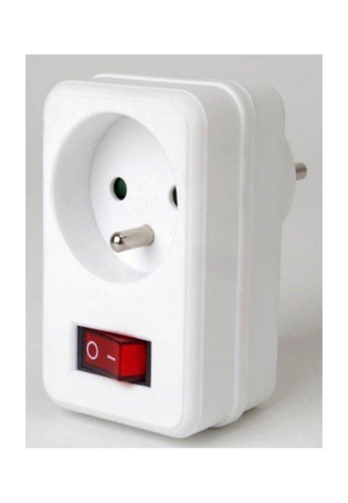 Plug Socket with Switch