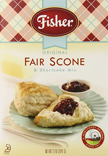fisher fair scone mix - 4