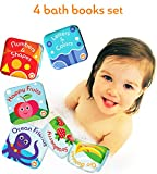 Floating Baby Bath Books (Pack of 4) - Best Reviews Guide